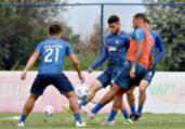 Bahia faz último treino antes de viagem para Fortaleza | Felipe Oliveira | EC Bahia