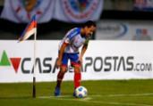 Dado admite preocupação com forma física de atletas | Felipe Oliveira | EC Bahia