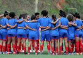 Após queda, Bahia reformula área de futebol feminino   Felipe Oliveira   EC Bahia
