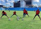 Vitória inicia preparação para duelo contra o Brusque | Divulgação | EC Vitória