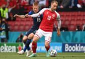 Após mal súbito, Eriksen usará desfribilador cardíaco | Jonathan Nackstrand | POOL | AFP