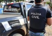 Suspeito de homicídio é preso ao procurar hospital | Divulgação | Polícia Civil