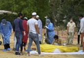 Número de vítimas da Covid pode ser 10 vezes maior | Sajjad Hussain | AFP