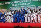 Judô: Brasil bate Rússia e fatura o bronze no Mundial | Divulgação | CBJ