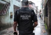 Suspeito morre e drogas são apreendidas em operação | Haeckel Dias | Polícia Civil