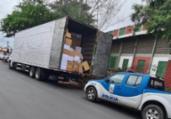 Feira: 10 mil produtos falsificados são apreendidos | Divulgação | SSP-BA