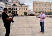'Live Tour Salvador' inicia transmissão em Salvador | Jefferson Peixoto | Secom