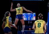 Seleção feminina derrota Alemanha na Liga das Nações | Divulgação | FIVB