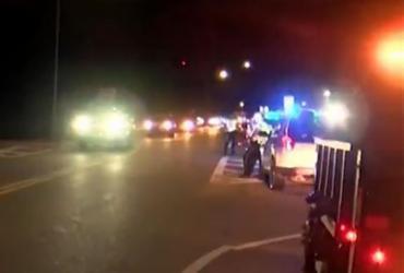 Nove crianças e um adulto morrem em acidente de trânsito nos EUA | Reprodução | G1