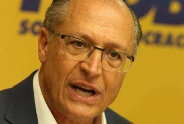 Saída de Alckmin do PSDB deve ser anunciada nos próximos dias | Valter Campanato I Agência Brasil