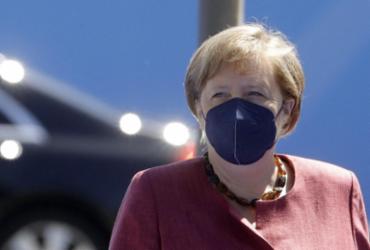 Alemanha avança para suspensão do uso obrigatório da máscara | Olivier Hoslet | Pool | AFP