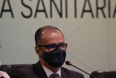 Presidente da Anvisa apela à população que tome segunda dose da vacina |