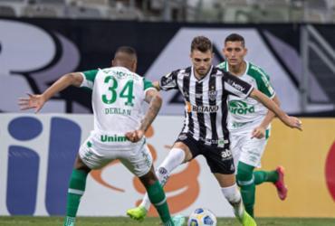 Atlético-MG e Chapecoense empatam em 1 a 1 pelo Brasileiro |