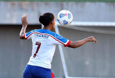 Tricolor é goleado e confirma queda no Brasileiro Feminino | Felipe Oliveira | EC Bahia