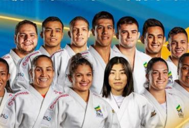 Delegação brasileira de judô terá 13 atletas na Olimpíada de Tóquio |
