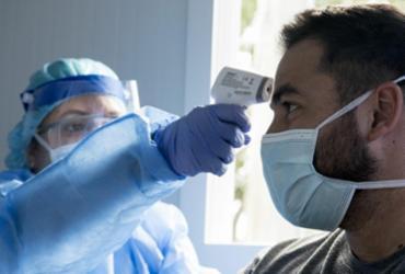 Covid-19: país tem 2,9 mil mortes e 95,3 mil casos em 24 horas | Ezequiel Becerra | AFP