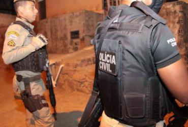 Operação mira em traficantes e homicidas na Chapada Diamantina
