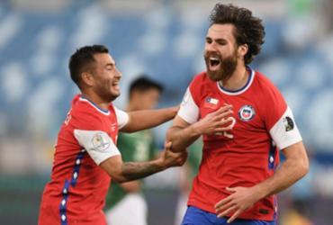 Chile supera Bolívia e consegue primeira vitória na Copa América |