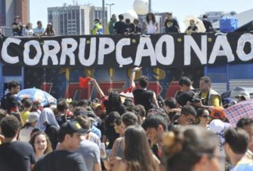 Brasil cai para 6ª posição em ranking de combate a corrupção, diz pesquisa | Antônio Cruz | Agência Brasil