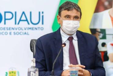 """""""Bolsonaro joga querosene na fogueira"""", diz Wellington Dias sobre não uso de máscara   Divulgação / GovPI"""