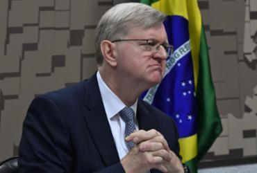 Embaixador nos EUA comemorou doação de cloroquina ao Brasil; 'Habemus hidroxicloroquinam' | Geraldo Magela | Agência Senado