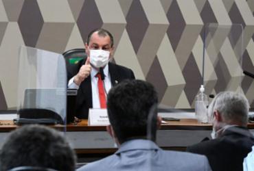 Sócio da Precisa pede que CPI remarque depoimento e senadores avaliam pedir prisão | Edilson Rodrigues | Agência Senado