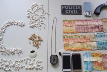 Operação de combate ao tráfico prende casal e idosa no extremo sul da Bahia