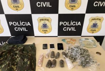 Ação conjunta das polícias Civil e Militar combate homicídios e tráfico em São Caetano | Divulgação | PC