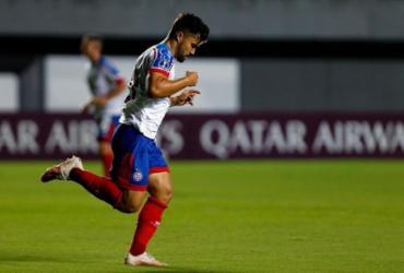 Atacante Alesson deixa o Bahia e acerta com o Vila Nova, diz dirigente | Felipe Oliveira | EC Bahia