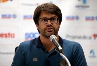Bellintani comenta sobre nova liga e diz que clubes da Série B foram convidados | Felipe Oliveira | EC Bahia