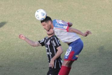Veja imagens de Bahia x Corinthians pela Série A |
