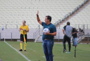 Com elenco curto, Dado espera ter pelo menos dois reforços até o final de junho | Divulgação | EC Bahia
