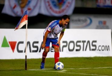 Dado admite preocupação com forma física de atletas para duelo | Felipe Oliveira | EC Bahia