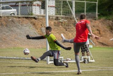 Contra o Brusque, Vitória tenta sair da seca de triunfos e gols na Série B | Pietro Carpi | EC Vitória