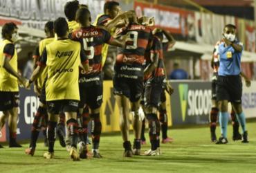 Ramon Menezes comemora primeiro triunfo do Leão na Série B | Pietro Carpi | EC Vitória
