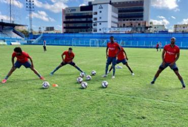 Ainda no Pará, Vitória inicia preparação para duelo contra o Brusque | Divulgação | EC Vitória