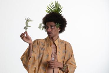 Rapper Edgar se inspira na ecologia e cria instrumentos | Luiz Garrido | Divulgação