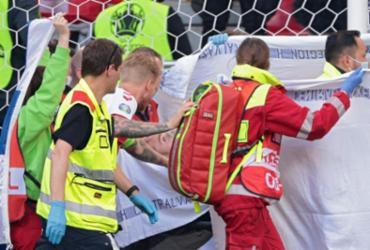 Eriksen se pronuncia pela primeira vez após mal súbito durante jogo da Eurocopa |