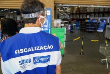 Aglomerações: 24 estabelecimentos são interditados em Salvador   Bruno Concha   Secom PMS