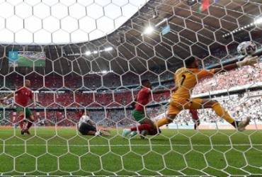 Alemanha vira sobre Portugal e segue viva na Eurocopa | Christof Stache | AFP