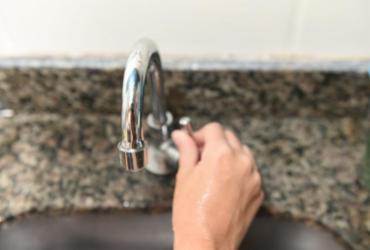 Fornecimento de água será interrompido em localidades de Camaçari na quarta-feira, 16
