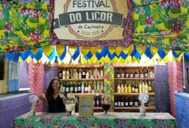 Festival do Licor de Cachoeira abre cadastro para produtores de outras cidades do Recôncavo Baiano