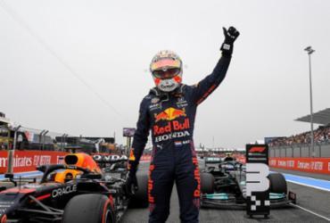 Líder do campeonato, Max Verstappen conquista a pole do GP da França de Fórmula 1 | Nicolas Ticat | POOL | AFP