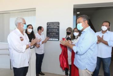 Governador entrega reforma e ampliação de hospital em Amargosa | Fernando Vivas | GOVBA