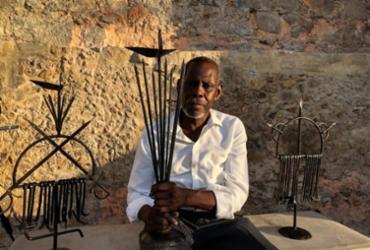 História da arte do ferreiro Zé Diabo será apresentada em exposição virtual | Divulgação