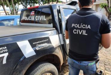 Suspeito de homicídio baleado procura hospital e tem mandado cumprido | Divulgação | Polícia Civil