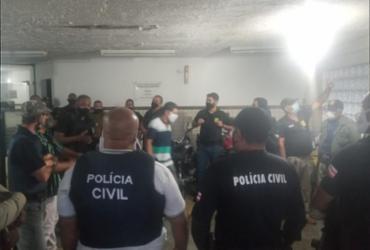Apontado como autor de seis homicídios, líder do tráfico é preso em Mata de São João |