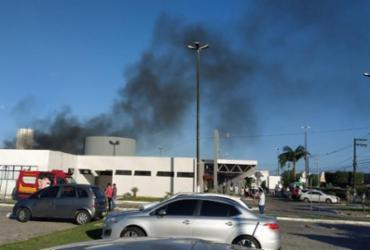Morre outra vítima de incêndio em hospital de Aracaju   Reprodução