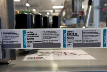 Fiocruz recebe mais um carregamento de insumos para vacina | Divulgação | Fiocruz