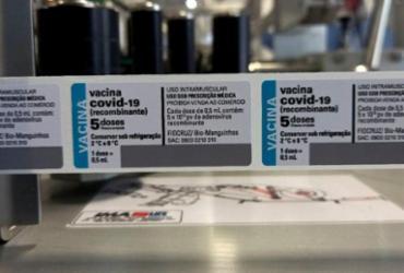 Fiocruz recebe novo lote de IFA para produção de 5,8 milhões de doses | Divulgação | Fiocruz